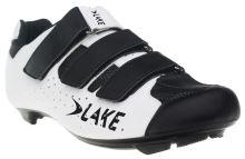 tretry LAKE CX161 bílo/černé
