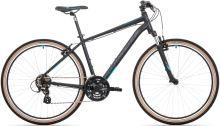 Kolo Rock Machine Crossride 100 mat black/petrol blue/dark grey