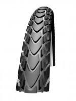 Plášť Schwalbe Marathon Mondial 26x2.0 Performance RaceGuard černá + reflexní pruh