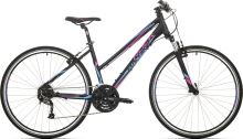 Rock Machine CrossRide 350 lady black/pink/blue