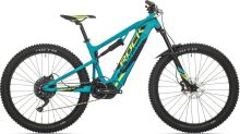 Rock Machine Blizzard INT e50-27+ petrol blue/radioactive yellow/black