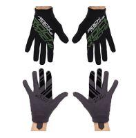 Dlouhoprsté rukavice ROCK MACHINE Race khaki