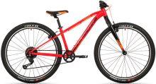 kolo Rock Machine Thunder 27 (XS) gloss dark red/black/orange 2021