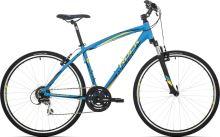 Rock Machine CrossRide 200 LO blue/yellow/black