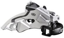 Přesmykač SHIMANO Altus FD-M370 34,9mm (28,6 a 31,8 mm adapt.) Top Swing Dualpull krab.