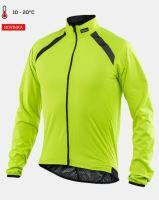 Cyklistická bunda KALAS W&W PURE pánská fluo