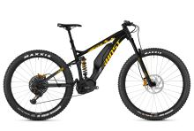 Elektrokolo Ghost 2019 Hybride SL AMR S3.7+ night black / spectra yellow / iridium silver