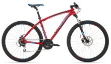 Rock Machine 29er Heatwave 70 red/blue/black 2017