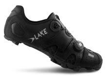 Tretry LAKE MX241 černo/stříbrné vel.44