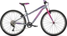 kolo Rock Machine Thunder 26 (XS) gloss grey/pink/Violet 2021