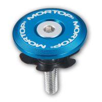 Víčko hlavového složení Mortop HTC04 modrá