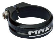 Sedlová objímka MAX1 Race 31,8mm imbus černá
