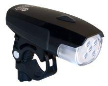 Světlo přední SMART 111 Polaris 5LED černé