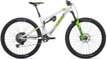 Kolo Rock Machine Blizzard TRL 90-29 gloss silver/DVO green/black