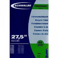 """Schwalbe duše 27.5"""" AV21F freeride 54/75-584"""