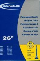 """Schwalbe duše 26"""" SV13 60mm"""
