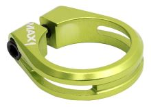 Sedlová objímka MAX1 Performance 34,9 mm imbus zelená