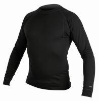 ENDURA BaaBaa Merino spodní vrstva - dlouhý rukáv Black