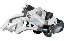 Přesmykač SH ALIVIO FD-T4000 MTB pro 3x9 obj 31,8 Top-swing dual pull 44/48z