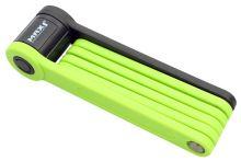 Skládací zámek MAX1 Bull 850mm zelený s držákem