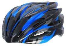 Přilba ROCK MACHINE Elite modro/černá 54-60cm