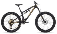 Rock Machine Blizzard LTD-27 black/Öhlins gold/dark grey 2018