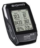 Computer SIGMA Rox 11.0 GPS černý