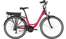 Elektrokolo Lovelec Capella Red/Ruby model 2021, 360Wh