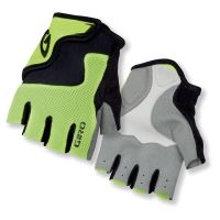 Rukavice GIRO BRAVO JR highlight yellow/black