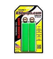 Gripy Chunky, 60g green ESI grips
