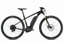 Elektrokolo GHOST Teru B4.9 - Jet Black / Urban Grey / Riot Green model 2020