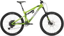 Kolo Rock Machine Blizzard 50-27 DVO green/gloss silver/black