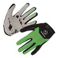 ENDURA Singletrack Plus rukavice GreenKelly