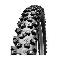 Plášť Schwalbe Ice Spiker Pro 26x2.35 SnakeSkin Tubeless-easy černá skládací