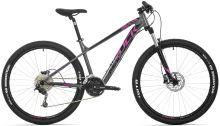 Rock Machine Catherine 90-27 dark grey/violet/grey