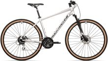 kolo Rock Machine CrossRide 300 gloss silver/black 2021