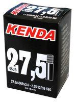 Duše KENDA  27,5x2,0-2,35  (52/58-584)  AV 40mm