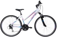 Kolo Rock Machine CrossRide 200 Lady White/Blue/Violet