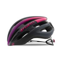přilba GIRO Saga-mat bright pink/black