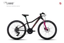 "GHOST LANAO 4 24"" DISC black/pink/blue 2017 -"