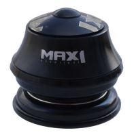 "Semi-integrované hlavové složení MAX1 1 1/8"" černé"