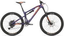 Kolo Rock Machine Blizzard 50-27 Mat Violet/Neon Orange/Purple 2019