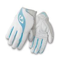 Rukavice GIRO TESSA LF white/milky blue