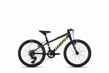 Kolo GHOST KATO R1.0 AL - Night Blue / Neon Yellow / Riot Blue model 2020