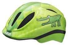 Přilba KED Meggy Trend Green Croco