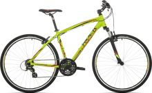 Rock Machine CrossRide 100 LO radioactive yellow/red/black
