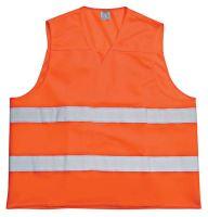 Reflexní vesta BABY vel. 2 výška postavy 120-135cm, obvod hrudníku 62-68cm