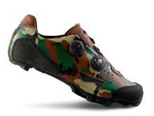 Tretry LAKE MX237 Endurance camouflage vel.44