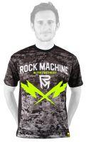 Dres ROCK MACHINE Trail Camo