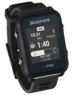 Chytré hodinky SIGMA iD TRI Basic černé